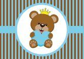 Papel Arroz Príncipe Urso A4 001 1un
