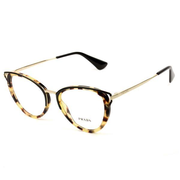 Óculos Prada VPR 53U 7S0-1O1 52 - Grau - PRESENTES.COM d775b9a45f