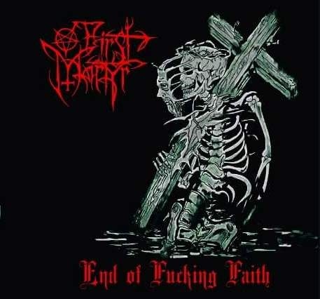 [BAD 0028 ] First Martyr - End of Fuking Faith (Rússia)