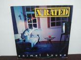 """X-Rated - """"Animal House"""" LP Nacional!!!!!"""