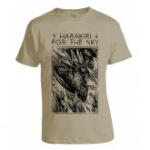 "Harakiri for the Sky - ""Rain of Arrows"" - Camiseta"