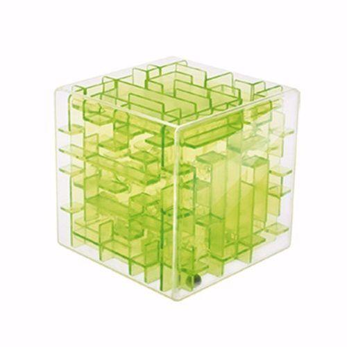 Cubo Labirinto 3d