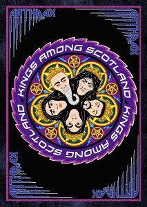 DVD - Anthrax – Kings Among Scotland