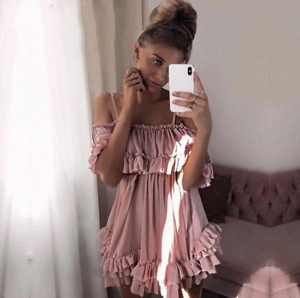 Vestido Bella Cód 3345