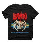 Camiseta Dead Head - The Feast Begins at Dawn