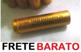 Bateria Recarregável 18650 5800mah Lanterna Tática Led