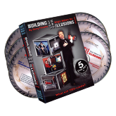 Building Illusions (DVD-R)-6DVDs  #1028
