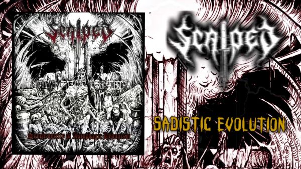 CD - Scalped - Synchronicity Of Autophagic Hedonism