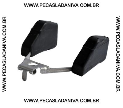 Bóia Dupla do Carburador Solex Russo Niva (Novo) Ref. 0354