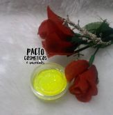 Glítter amarelo Amarelo