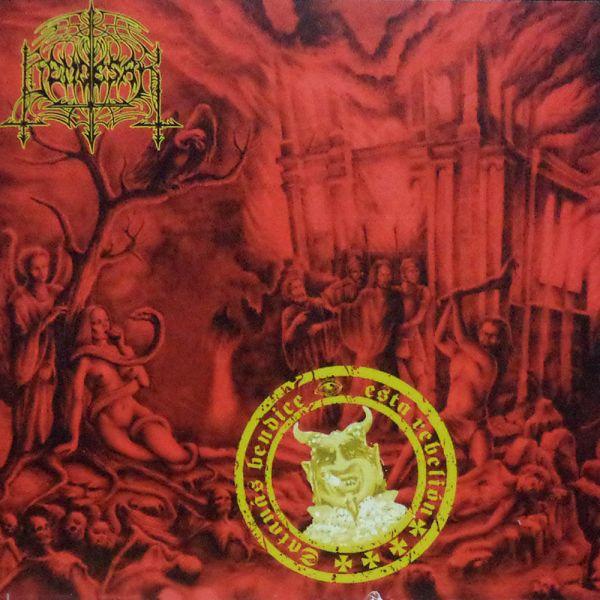 Bemdesar – Satanás bendice esta Rebelión!!! Black Metal
