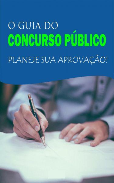 O Guia do concurso público