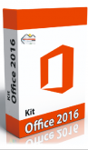 Kit Informática Office 2016