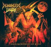DEMONIZED LEGION -  Invoking Darkness and Death - CD (Digipack)