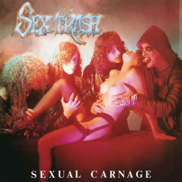 CD - Sextrash - Sexual Carnage Digipack