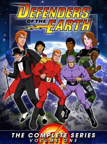 Defensores da Terra Volume 1 (Defenders of the Earth)