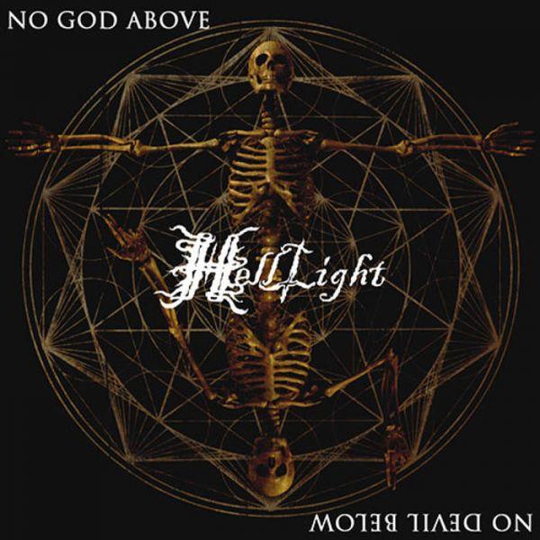 CD HellLight – No God Above, No Devil Below