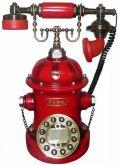 Telefone Hidrante de Bombeiros