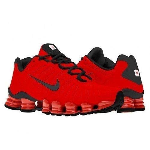 76c4a129a19 Nike Shox Tlx 12 Molas Vermelho (ORIGINAL) - TECNOSTILLUS