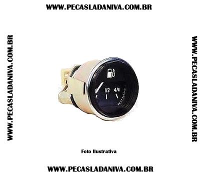Relógio Marcador  de Combustivel Niva (Usado) Ref. 0575