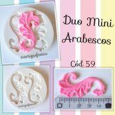 Duo Mini Arabescos