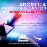 APOSTILA ARUANDA E 4 CANTOS – SEGREDOS DA UMBANDA