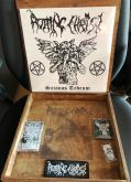 ROTTING CHRIST - Satanas Tedeum - BOXET (Deluxe Wooden boxet limited to 33 copies)