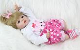 Boneca Bebê Reborn Cód 16