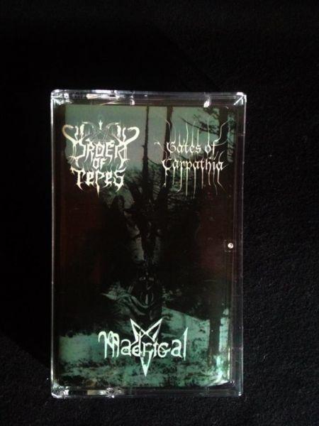 Madrigal / Gates of Carpathia / Order of Tepes - Unholy Trinity