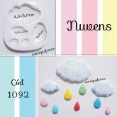 Nuvens - Cód 1092