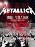 """Metallica - """"Orgulho, Paixão e Glória - Três Noites na Cidade do México""""  Nacional!!!"""
