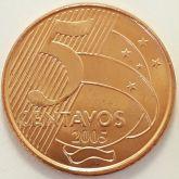 5 Centavos 2005 FC