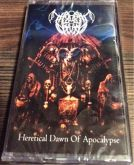 THORNS OF HATE - Heretical Dawn of Apocalypse - CASSETE