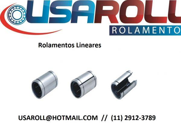 ROLAMENTO LINEAR 1''x1.9/16x2.1/4 =L 16