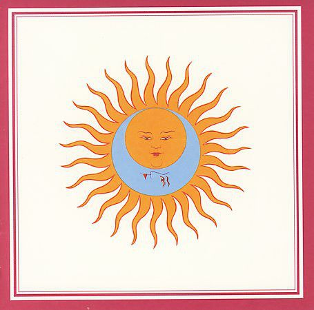 CD - King Crimson – Larks' Tongues In Aspic -  30th Anniversary Edition