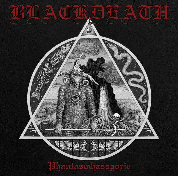 Blackdeath – Phantasmhassgorie - CD