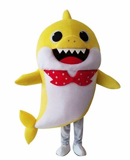 Baby Shark Mascotes Ref2030 (cada)