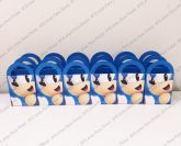 12 Sacolinhas surpresa - Sonic