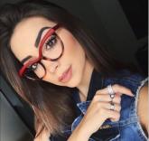 Armação Para Óculos Feminino Pantera