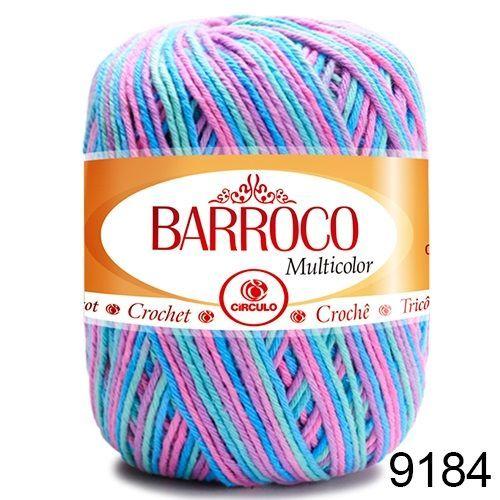 BARROCO MULTICOLOR 9184 - SEREIA