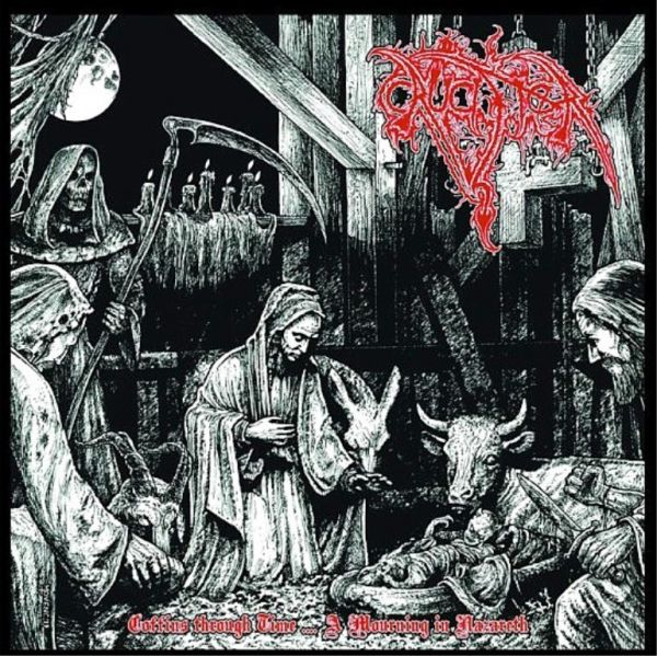 CRUCIFIER - Coffins Through Time… A Mourning In Nazareth CD