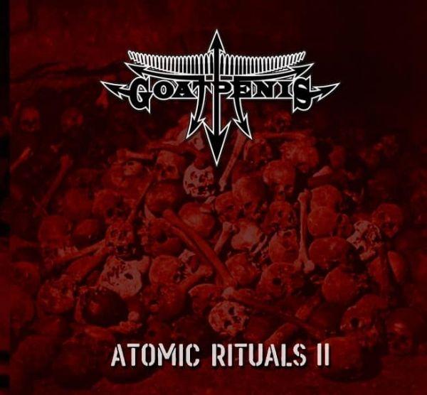 Goatpenis – Atomic Rituals - CD