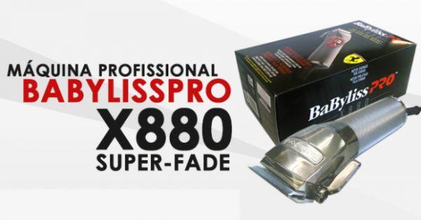 b45629044 MÁQUINA DE CORTE PROFISSIONAL BABYLISS PRO FERRARI X880 - Megatex ...