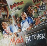 DESTRUCTION - Mad Butcher - LP (Woodstock 1988)