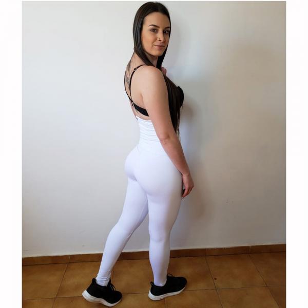 Calça Feminina Anticelulite Super Cos Cinta Emana Cos Modelador