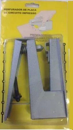 COD 2255 - Perfurador de Placa PP3-1mm