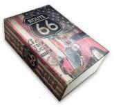 Livro Cofre 18cm