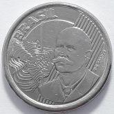50 Centavos 2013 Brasil Duplo