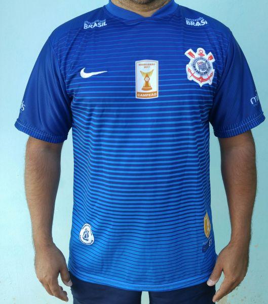 Camisa do Corinthians Azul - Loja Virtual Cabanascuba 6bce290f92706