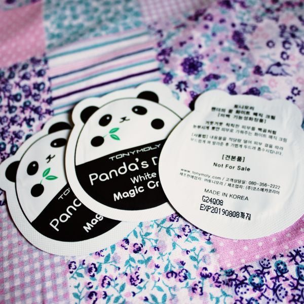 TOnyMoly Panda's Cream